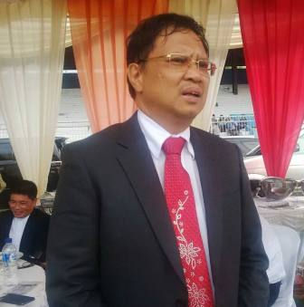 Ketua FKUB Manado Rayakan HUT ke 55