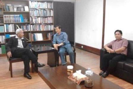 Walikota Manado Belum Berhenti Perjuangkan Dana Bencana di Pusat