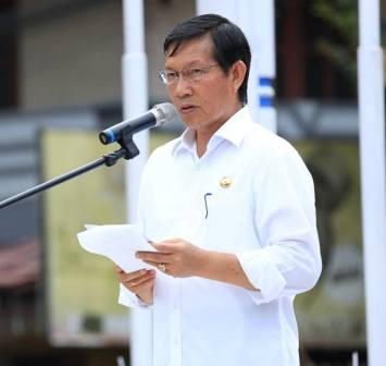 Walikota Manado Akan Pertahankan Lurah Kinerja Bagus
