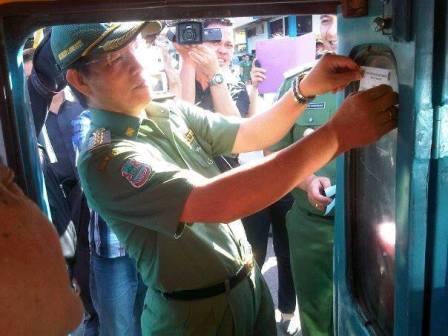 Walikota Akan Koreksi Berapa Harga Pas Tarif Angkot di Manado