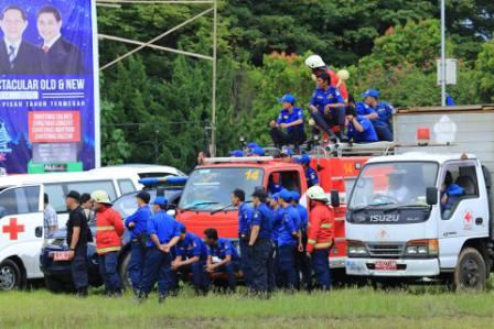 Optimalkan Pelayanan Walikota Instruksikan Sosialisasi Emergency Call Damkar