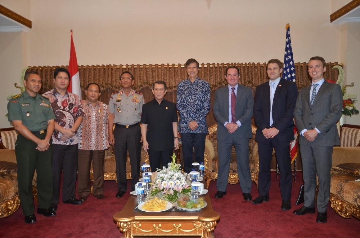 Dubes AS untuk Indonesia Puji Kerukunan di Sulut