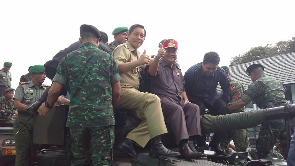 Liputan Khusus Pameran Alutsista di Manado