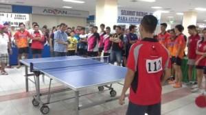 GSVL buka kejuaraan tenis meja