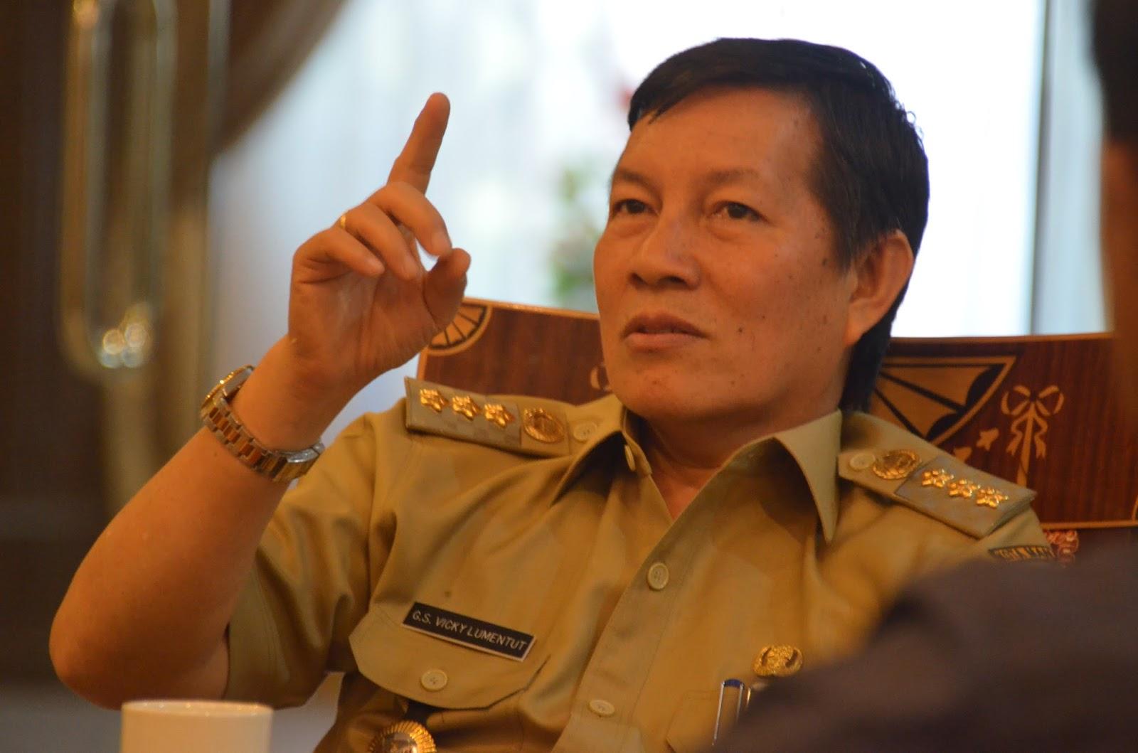 Tidak Mendukung Program Pro-rakyat, Lurah di Manado Siap-siap Diganti