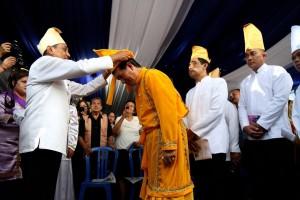 Pemkot Manado Jadikan Ivent Tahunan, GSVL : Tulude Pesta Adat Penu Religi