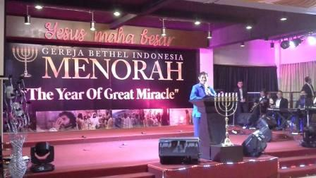 Hadiri GBI Menorah Manado, GSVL : Gereja Bukanlah Soal Gedung