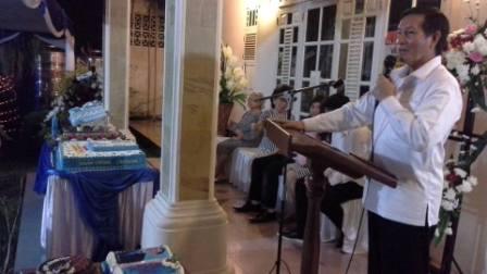 HUT ke-56, Walikota Manado GS Vicky Lumentut Bersyukur