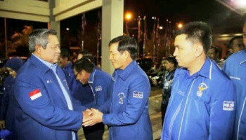 Pilwako Manado, PAC Partai Demokrat Minta GSVL tak Berpasangan Dengan Ai
