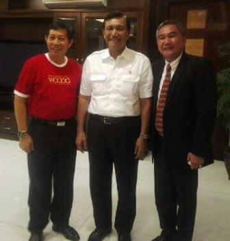 GSVL Dipanggil Khusus Kepala Staf Kepresidenan, Selanjutnya Bertemu Imba di Jakarta, Ada Apa?