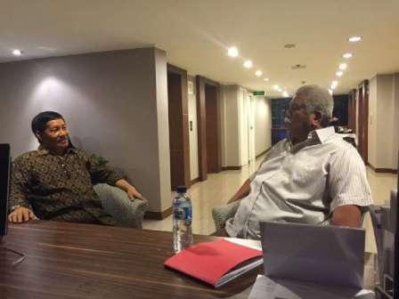 Bergabung Dengan Tim Cerdas, Imba : Bangun Manado Lebe Bae Butuh Doa Torang Samua