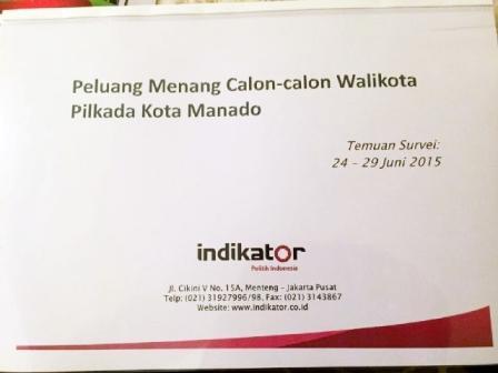 Survey Indikator Politik Indonesia GSVL Teratas