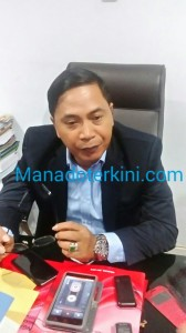 James Karinda, DPRD Sulut
