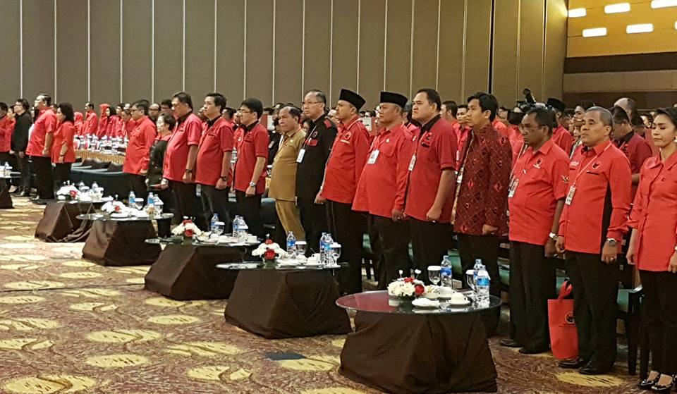 Pilkada Bolmong dan Sangihe Menjadi Target PDIP