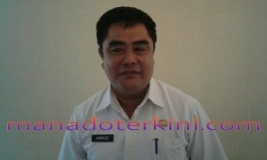 Inspektur Daerah Kabupaten Minut, Umbase Mayuntu MBA
