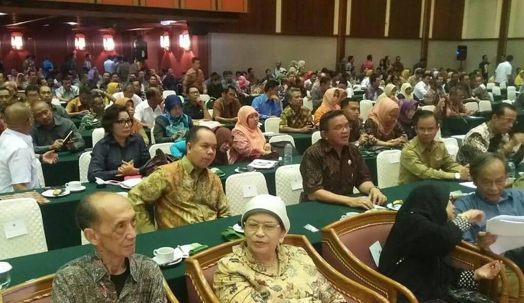Wabup Lengkong Ikut Rakornas Rebranding Program Adipura Menuju Kota Berkelanjutan