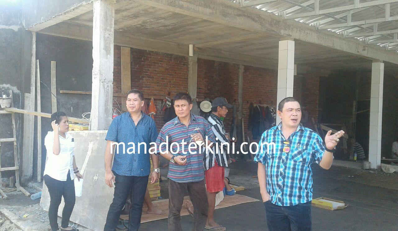 Komisi B DPRD Minut Dapati Bangunan di Maumbi Diduga Indomart, Tak Kantongi Izin
