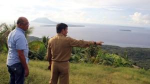 bukit doa gunung tumpa