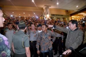 manado, Jokowi
