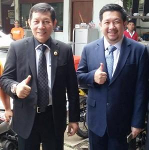 Walikota Manado, GS Vicky Lumetut dan Wawali, Mor Bastiaan