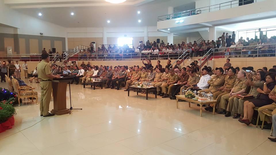 2017, Sekira Rp 22,79 Triliun Dana APBN Mengalir di Sulut