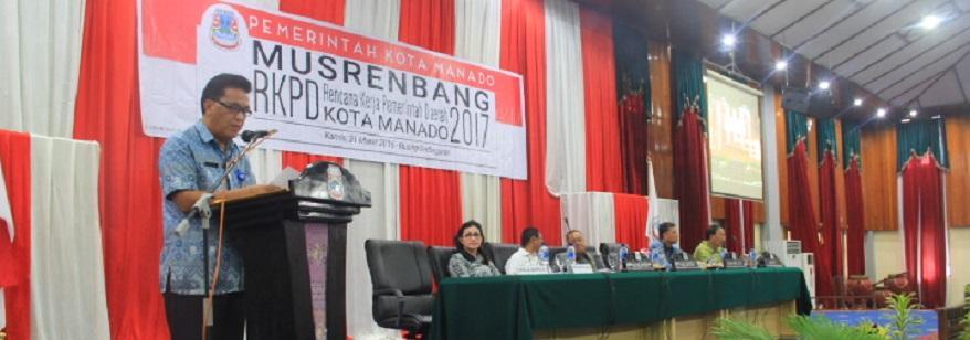 Assa : Pendidikan Prioritas Strategis Pembangunan Kota Manado