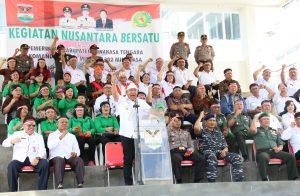 Pimpin Apel, Sumendap : KNB Relfeki Persatuan dan Kesatuan