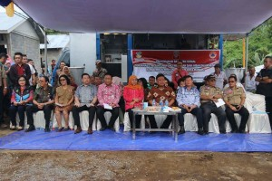 Gubernur Sulut, Menteri Sosial, Walikota Manado