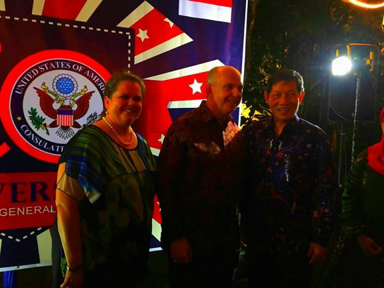 GSVL Undang Dubes AS Kunjungi Manado