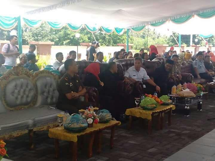 Wongkar Hadiri Tasyakuran Gedung Baru Pengadilan Agama Amurang