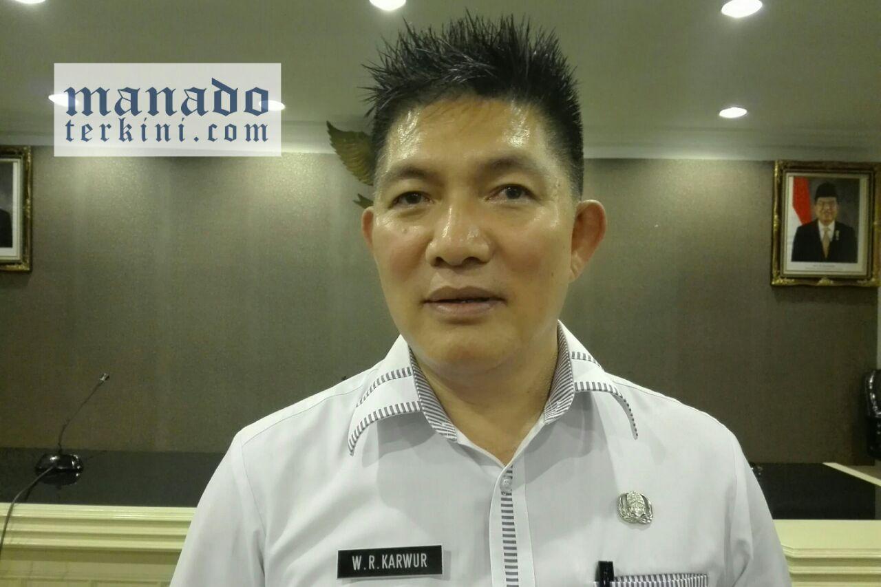 Baru Dilantik, Karwur Nyatakan Siap Realisasikan Perintah Wagub Kandouw