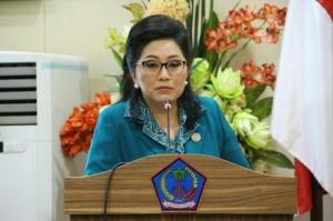 Rita Tamuntuan, TP PKK Sulut