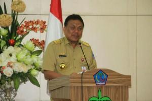 TP-PKK, Gubernur Sulut, Olly Dondokambey