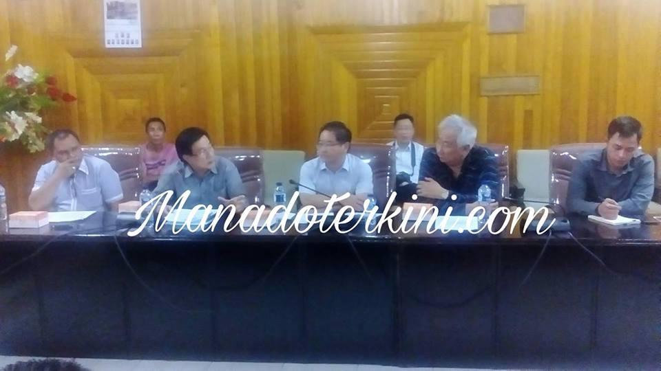 Astaga… PT Conch Ancam Pidanakan Gubernur Sulut?
