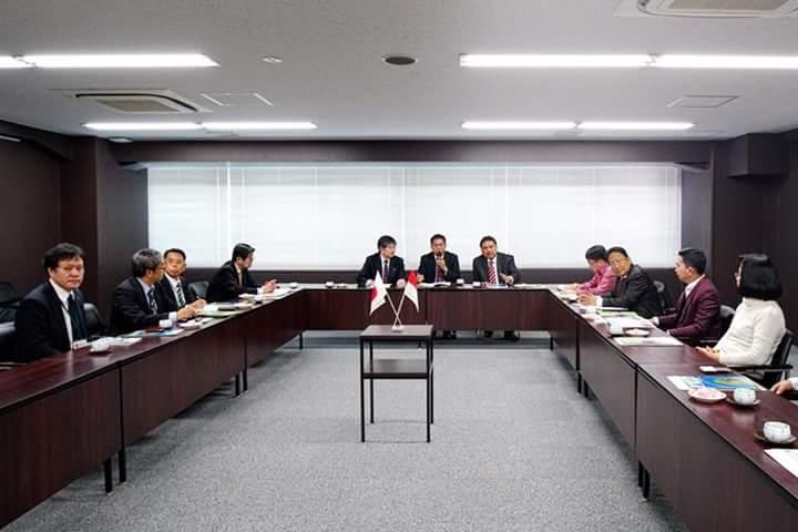 Sulut – Jepang Sepakat Tingkatkan Kerjasama Diberbagai Sektor
