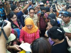 Menteri Sosial, Kofifah Indar Parawansa, Pemkot Manado, Walikota Manado, GS Vicky Lumentut