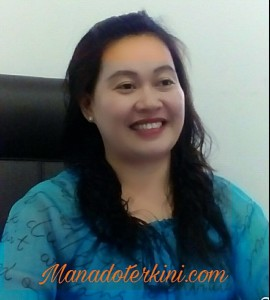 Anggota DPRD Sulut Jeany Mumek