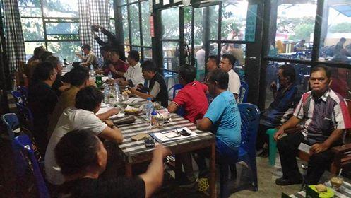 Diambil di Bukit Kasih, Api POR P/KB GMIM Akan Diarak ke Stadion Klabat