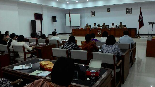 JWS Pimpin Rapat Dengan FKUB, Matangkan Persiapan Paskah 2017 di Minahasa