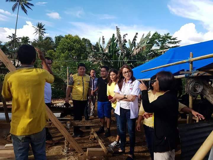 PMI Minsel Berbagi Kasih Dengan Korban Bencana di Maesaan dan Tompasobaru