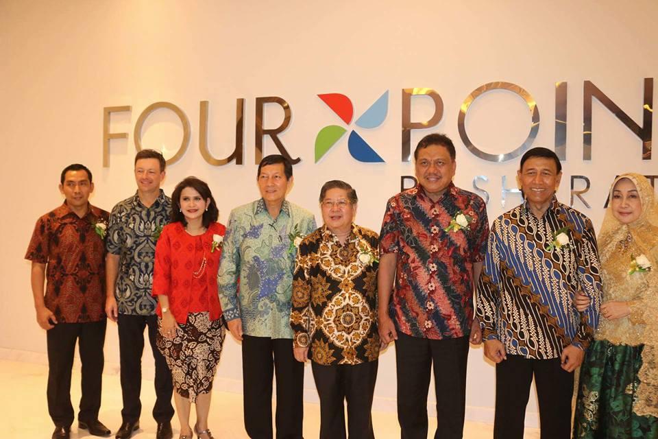 Walikota GSVL Sambut Baik Kehadiran Hotel Four Points by Sheraton