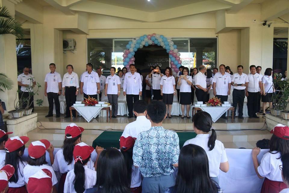 Walikota Manado Tegaskan Hak Anak Harus Dilindungi dan Dijaga