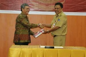 Olly Dondokambey, Gubernur Sulut, BPK RI
