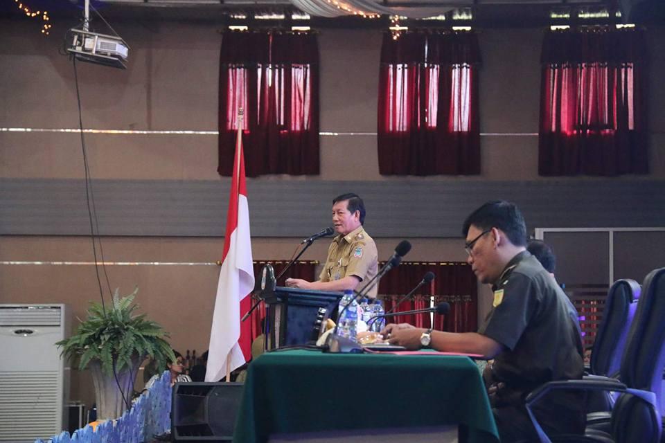 Kejagung Sosialisasi Penerangan Hukum di Pemkot Manado