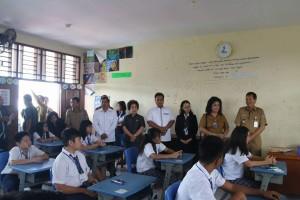 UAS BN, Walikota Manado, GS Vicky Lumentut