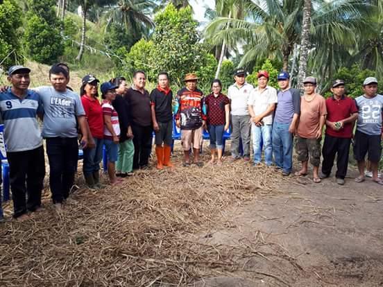 2018, Akses Jalan di Minahasa Tenggara Dikerjakan