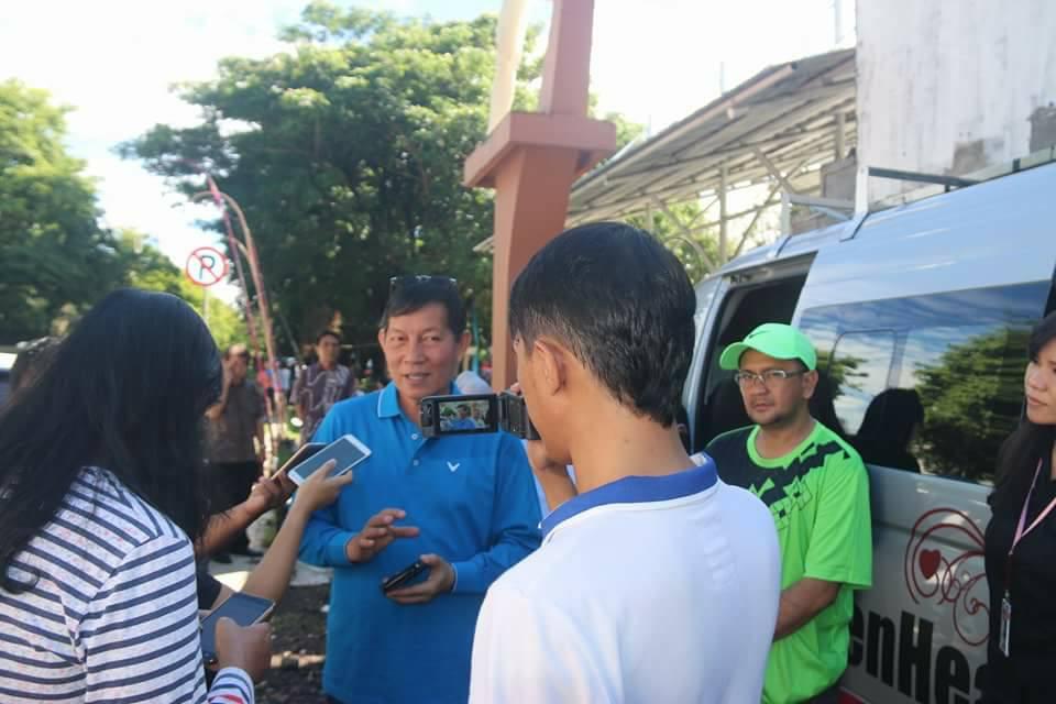 Pengelolaan TNB Diserahkan ke Daerah, GSVL Mengaku Sangat Bersyukur