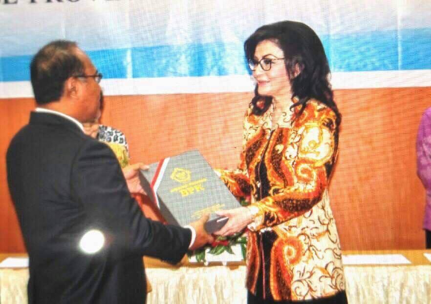 Setelah 14 Tahun, Akhirnya Pemkab Minsel Raih Penghargaan Predikat WTP dari BPK – RI