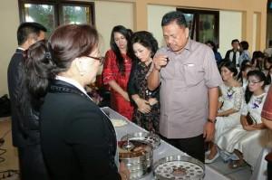 OD, Gubernur Sulut