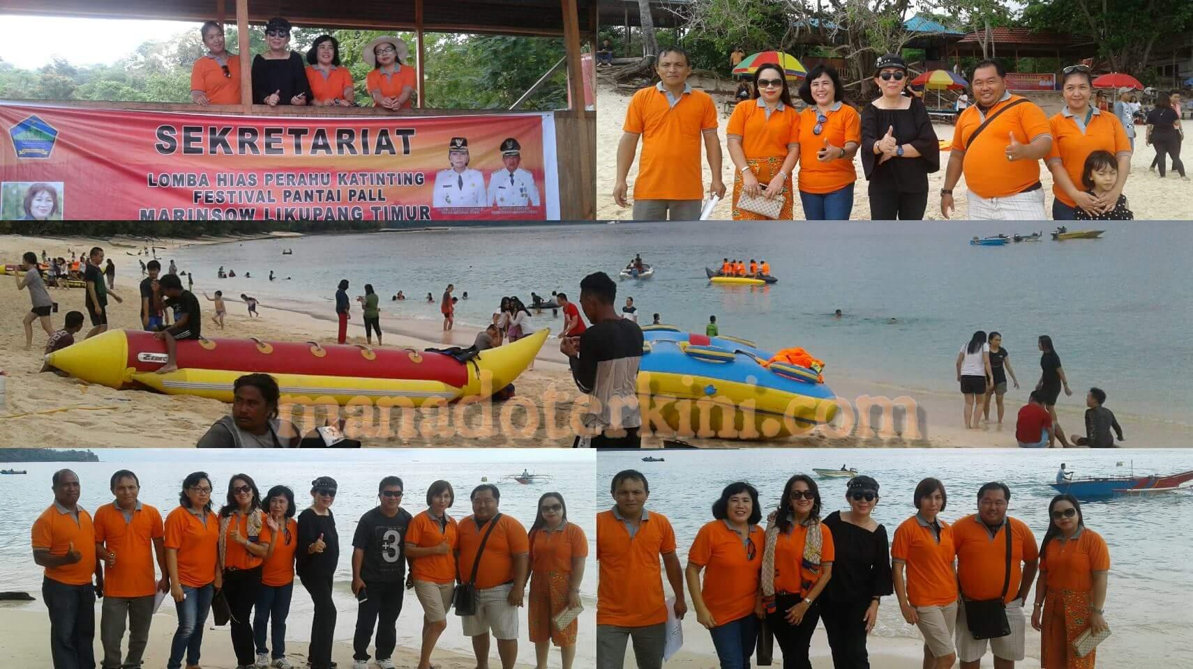 Tingkatkan Kunjungan Wisata di Minut, Dispar Gelar Festival Pantai Pall